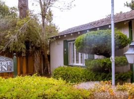 Carmel Resort Inn, hotel near Point Lobos State Reserve, Carmel
