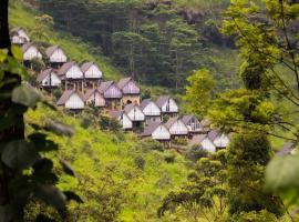 The Waterfall Villas, hotel in Nuwara Eliya