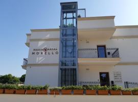 Morello Beach Hotel, hotel en Marina di Pescoluse