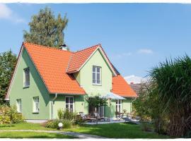 Ferienhaus Malve in Liepe, vacation home in Rankwitz