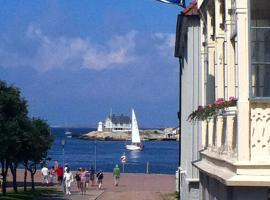 Nautic Hotell, hotell i Marstrand