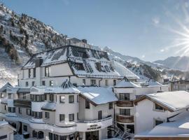 Hotel Alpenland, hotel in Obergurgl