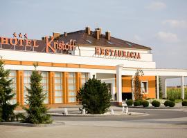 Hotel Kristoff, hotel near Winiary Arena, Łaszków