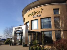Maldron Hotel Belfast International Airport, hotel in Aldergrove