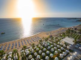 Constantinos the Great Beach Hotel, отель в Протарасе