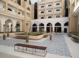 Al Najada Doha Hotel Apartments by Oaks, hotel near Souq Waqif, Doha