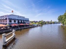 Van der Valk Hotel Leiden, hotel in Leiden