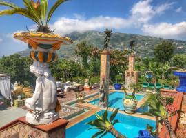 Villa Neptunus, hotel in Ischia