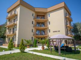 Smarald Sea Mamaia Nord, hotel near Mihail Kogălniceanu International Airport - CND, Mamaia Sat/Năvodari