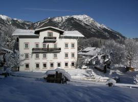 Hotel Garni Post, guest house in Grainau