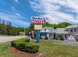 Parker's Motel, motel in Lincoln