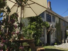 The Plough Inn, guest house in Little Faringdon