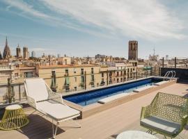 Hotel Bagués, hotel near Paral·lel Metro Station, Barcelona
