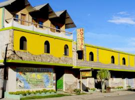 Hostal Maxima, hotel em Puerto López