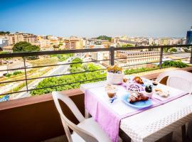 A View on Cagliari, hotel with jacuzzis in Cagliari