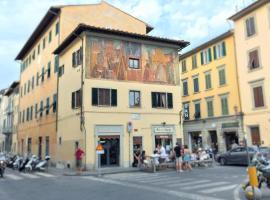 La casetta dipinta, hotel near Boboli Garden, Florence
