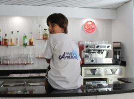 Ambra Hotel Cattolica, отель в Каттолике