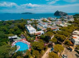 Hotel Pineta, accessible hotel in Ischia