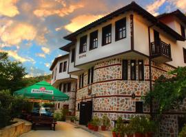 Хотел Славова Крепост, хотел в Мелник