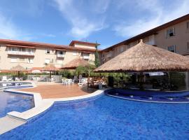 Hotel Mantovani, property with onsen in Águas de Lindóia