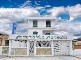 Hosteria Villa Marina, hotel em Salinas