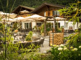 Hotel-Restaurant Burgseeli, hotel near Interlaken Ost Train Station, Goldswil