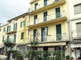 Hotel Firenze, hotel a Viareggio