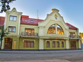 Letuchiy Gollandets, отель в Ужгороде
