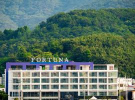 Fortuna Hotel, hotel in Tongyeong