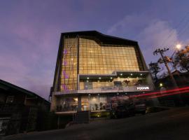 The Podium Boutique Hotel, hotel in Baguio