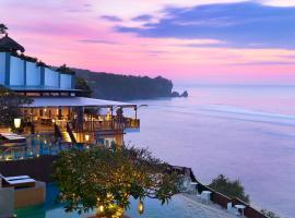 Anantara Uluwatu Bali Resort, hotel 5 estrellas en Uluwatu