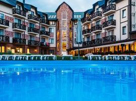 Hotel&Restaurant Premium Club, отель в городе Яремче