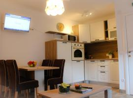 Plitvice Green Gold Apartments, apartment in Korenica