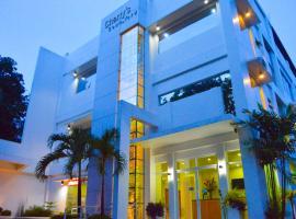 Cherry's CourtYard, hotel in Puerto Princesa