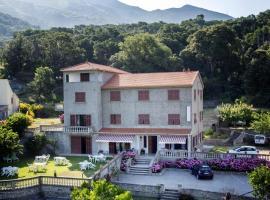 Hotel U Casone, hotel in Patrimonio