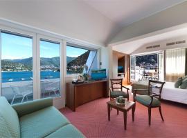 Hotel Barchetta Excelsior, hotel in Como