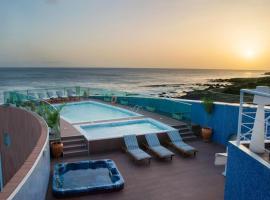 Hotel Vip Praia, отель в городе Прая