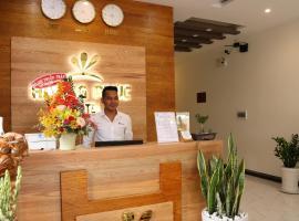 Hoang Phuc Hotel, hotel in Thu Dau Mot