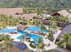 Nexus Resort & Spa Karambunai, accessible hotel in Kota Kinabalu