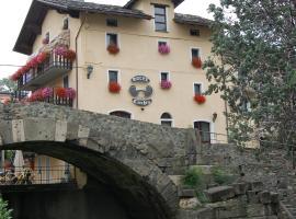 Hotel Cecchin, hotel in Aosta