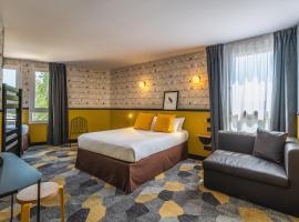 Best Western Hôtel Grand Parc Marne La Vallée, hôtel à Chanteloup-en-Brie près de: Disneyland Paris