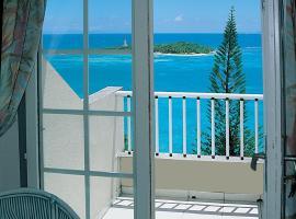 Résidence Turquoise - Vue mer, hotel near Pointe-à-Pitre Le Raizet Airport - PTP, Le Gosier