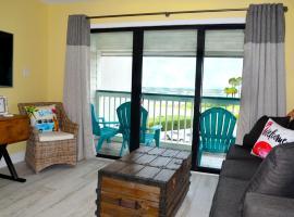 Book now - Beach Open! #206 - Sun Surf Sand, vacation rental in Galveston