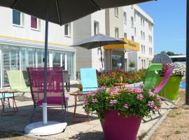 Première Classe Roissy Survilliers Saint Witz, hotel in Saint-Witz