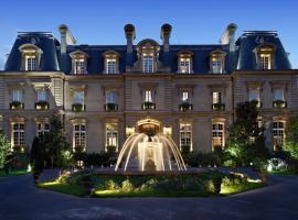 Saint James Paris, hotel with jacuzzis in Paris