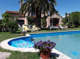 Villa Bagatelle, hotel near Saint-Endréol Golf Club, Le Muy