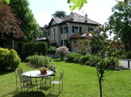 Domaine du Pressoir, hôtel à Ambilly près de: Téléphérique du Salève