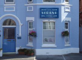 The Strand Hotel, family hotel in Bournemouth