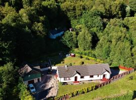 The Steadings cottage, hotel near Steall Waterfall, Kinlochleven