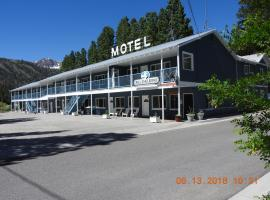 Gull Lake Lodge, motel in June Lake